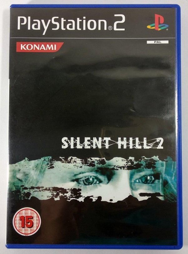 Silent Hill 2 Original [EUROPEU] - PS2