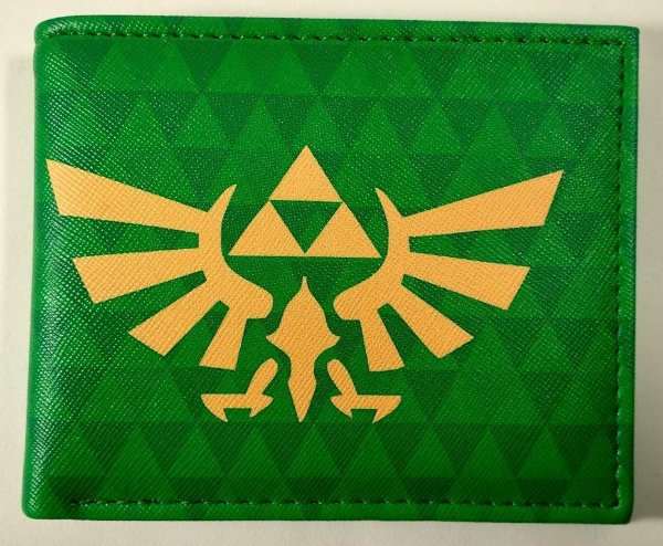 Carteira Personalizada Zelda