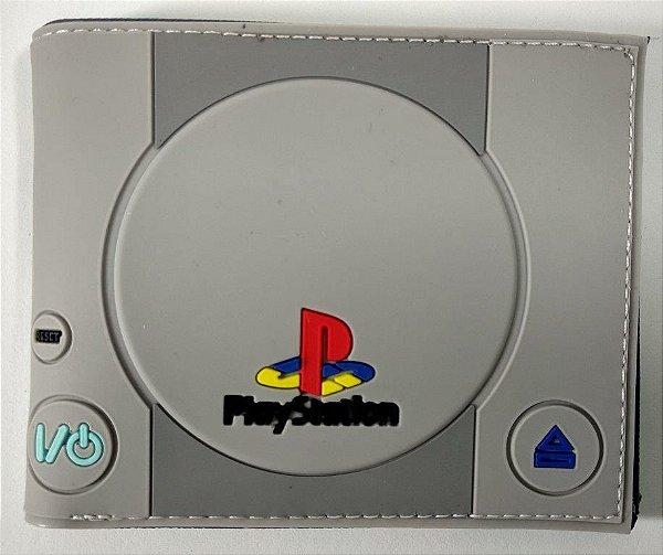 Carteira Personalizada PS1