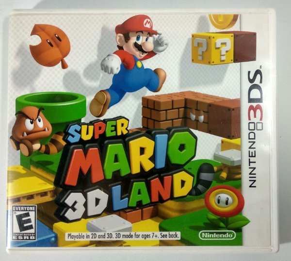 Super Mario 3D Land Original - 3DS