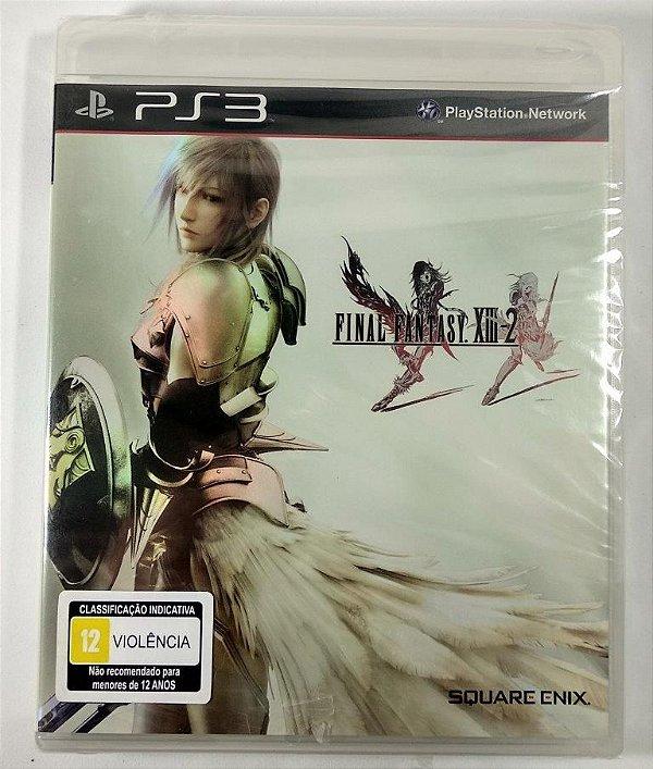 Final Fantasy XIII-2 (Lacrado) - PS3