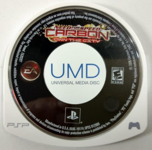 Need for Speed Carbon Original - PSP