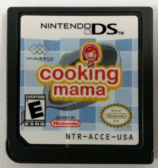 Cooking Mama Original - DS