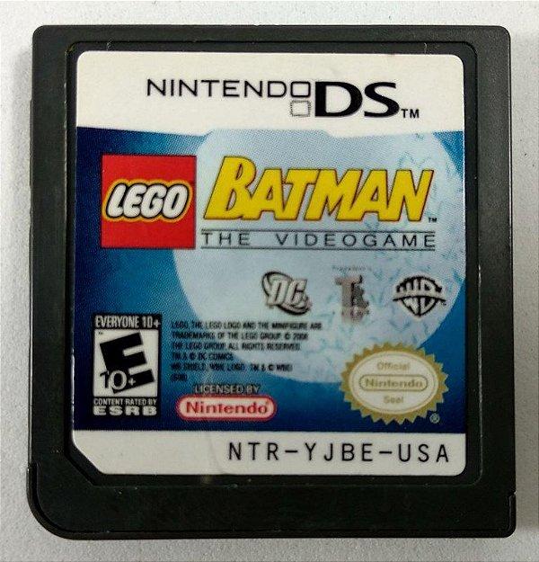 Lego Batman the videogame Original - DS