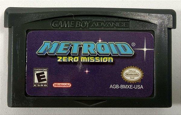Metroid Zero Mission - GBA