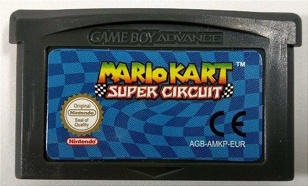 Jogo Mario Kart - GBA