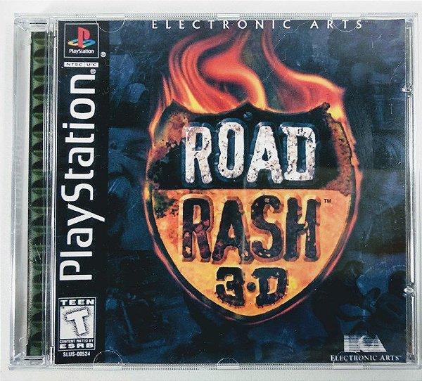 Road Rash 3D [REPLICA] - PS1 ONE