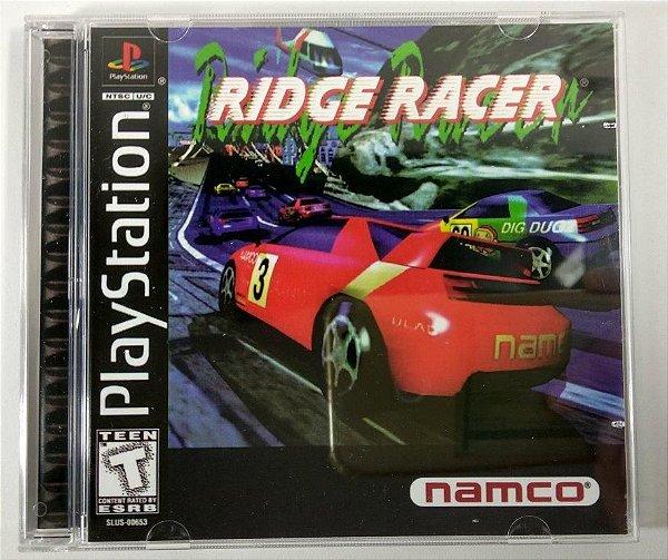 Ridge Racer [REPLICA] - PS1 ONE