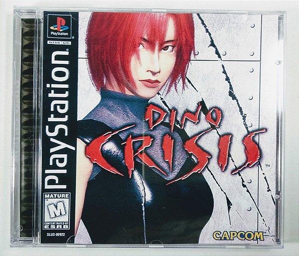Dino Crisis [REPLICA] - PS1 ONE