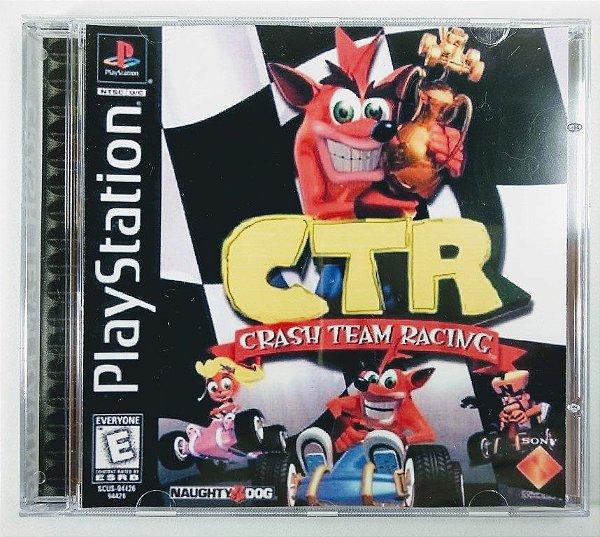 Crash Team Racing CTR [REPLICA] - PS1 ONE