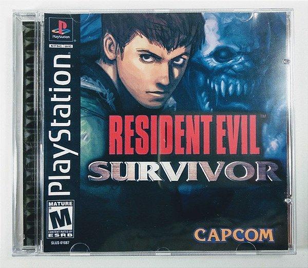 Resident Evil Survivor [REPLICA] - PS1 ONE