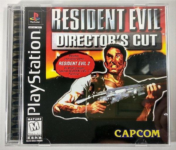 Resident Evil Directors Cut [REPLICA] - PS1 ONE