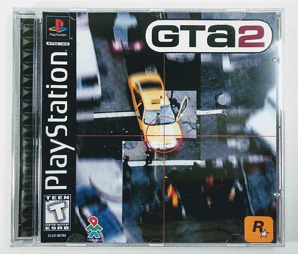 GTA 2 [REPLICA] - PS1 ONE