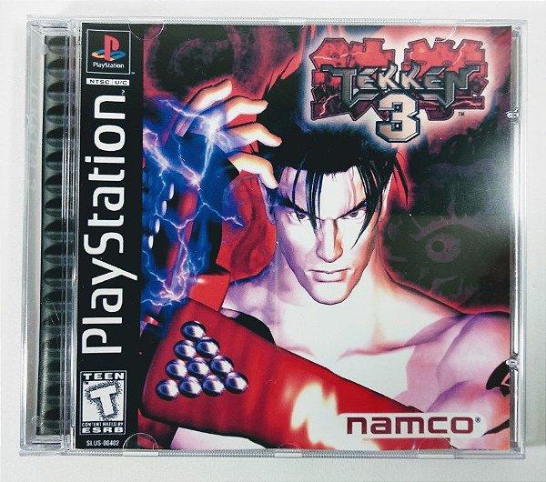Tekken 3 [REPLICA] - PS1 ONE
