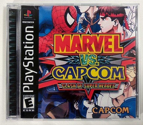 Marvel vs Capcom [REPLICA] - PS1 ONE
