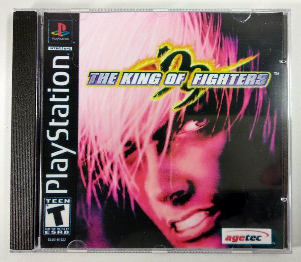 The King of Fighters 99 [REPLICA] - PS1 ONE