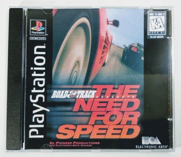 The Need For Speed [REPLICA] - PS1 ONE