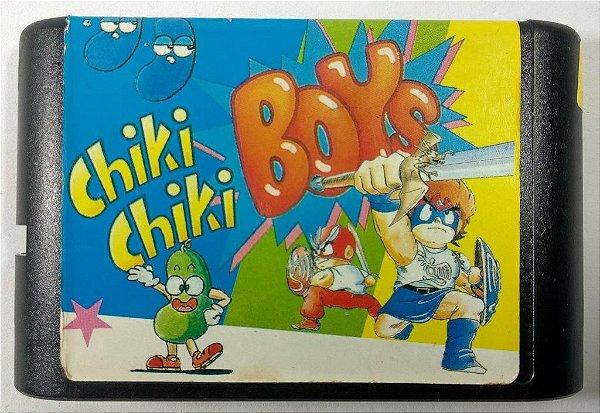 Chiki Chiki Boys - Mega Drive