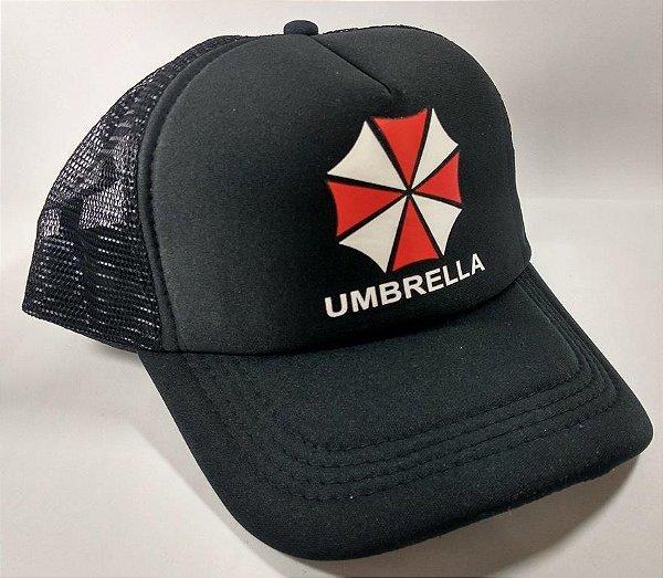 Boné Umbrella (Resident Evil)