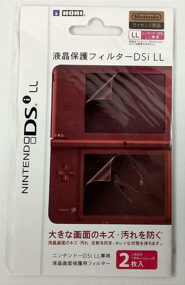 Película HORI Nintendo DSI XL