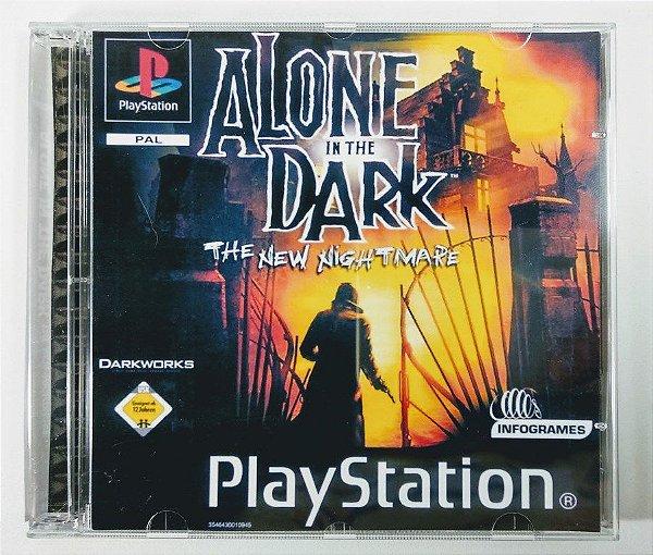 Alone in the Dark [REPLICA] - PS1 ONE
