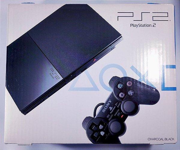Caixa Vazia Playstation 2 Slim - PS2
