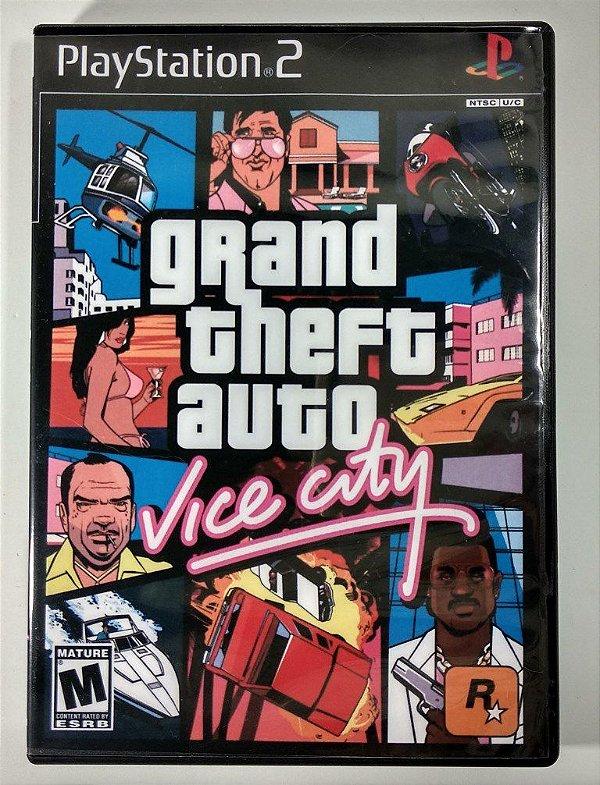 GTA Vice City - [REPLICA] - PS2