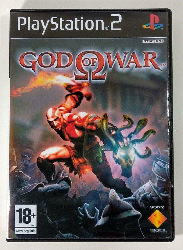 God of War - [REPLICA] - PS2
