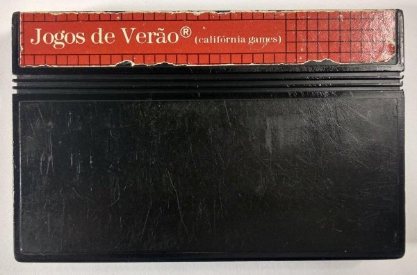 Jogos de Verão - Master System