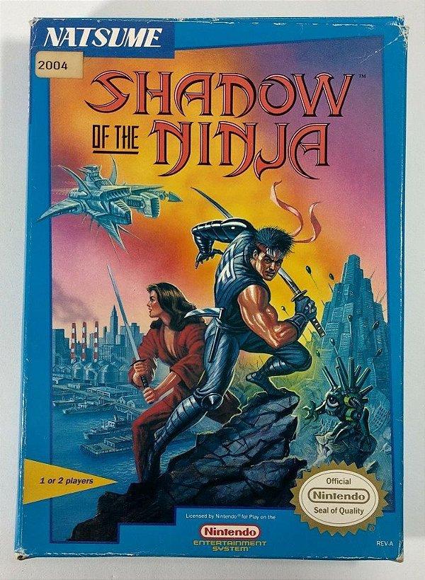 Shadow of the Ninja Original - NES