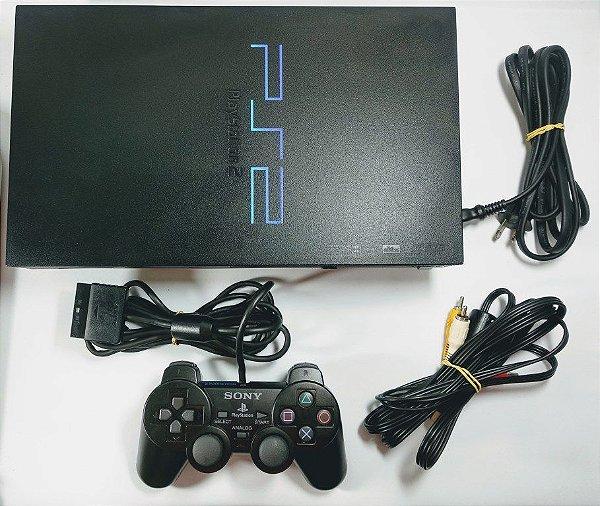 Playstation 2 Fat - PS2