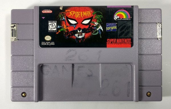 Spider-man Original - SNES