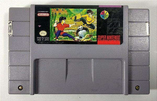 Ranma 1/2 Hard Battle Original - SNES