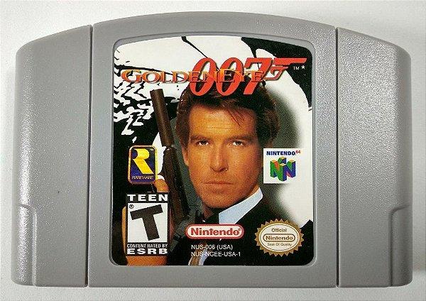 007 Goldeneye - N64