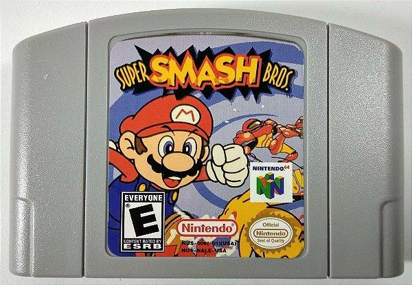 Super Smash Bros - N64