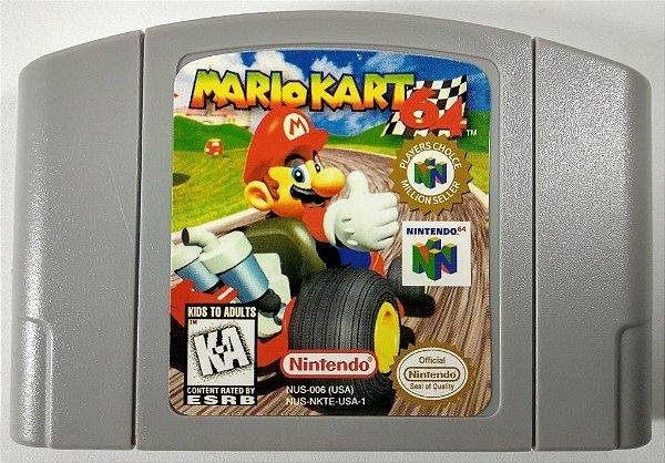 Mario Kart 64 - N64