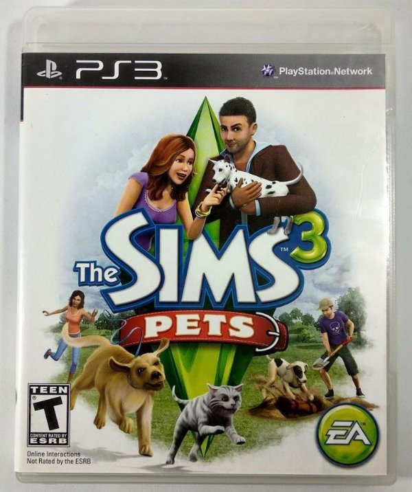 The Sims 3 Pets - PS3
