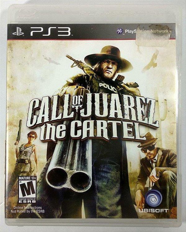 Call of Juarez the Cartel - PS3