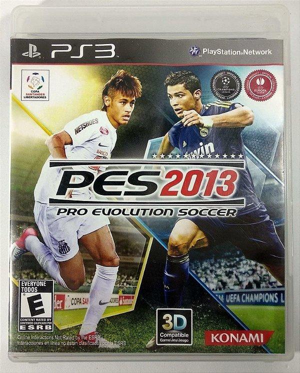 PES 2013 - PS3