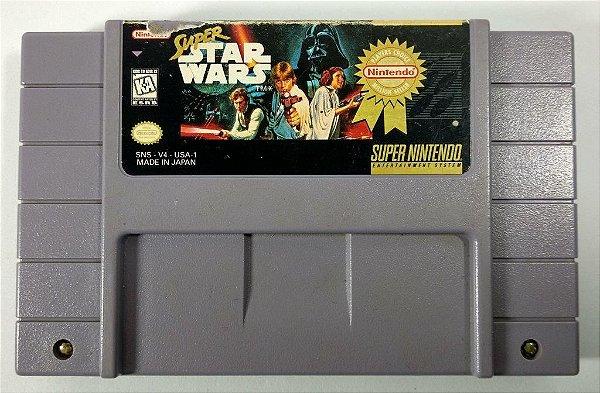 Super Star Wars Original - SNES