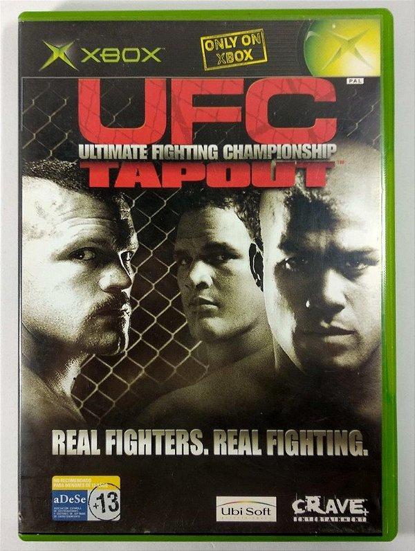 UFC Tapout Original [EUROPEU] - Xbox Clássico