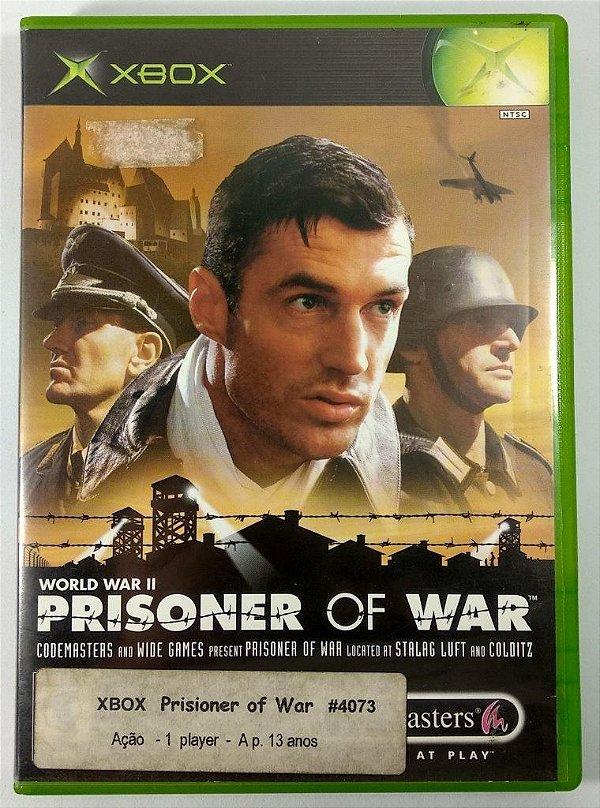 Prisoner of War Original - Xbox Clássico