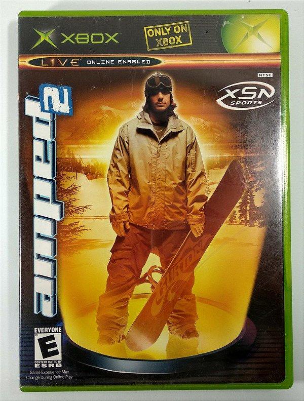 Amped 2 Original - Xbox Clássico