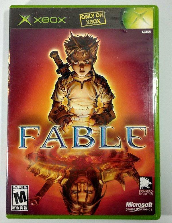 Fable Original - Xbox Clássico