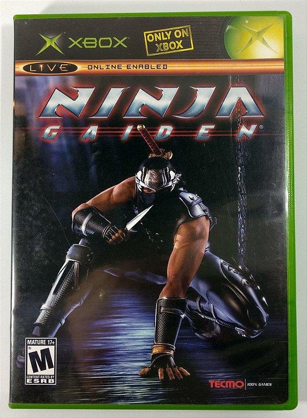 Ninja Gaiden Original - Xbox Clássico