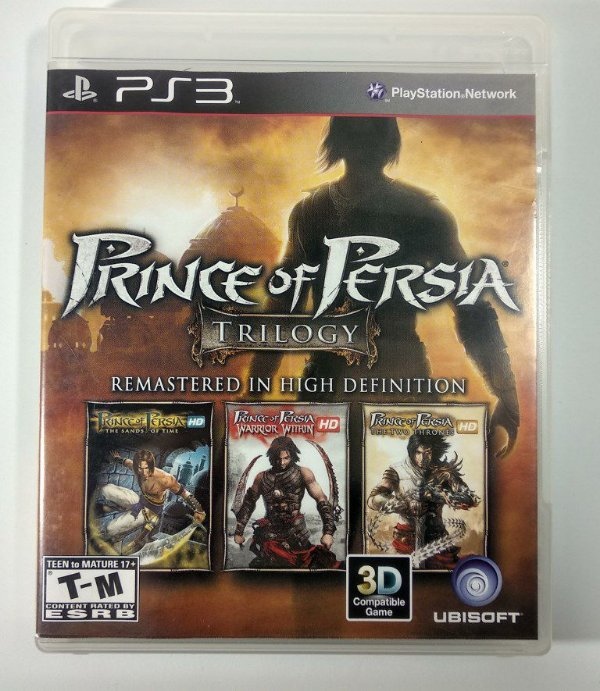 Prince of Persia Trilogy - PS3