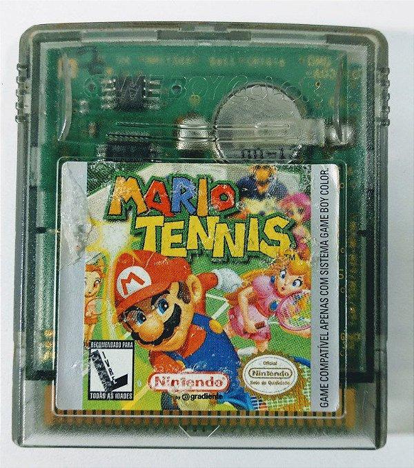 Mario Tennis Original - GBC