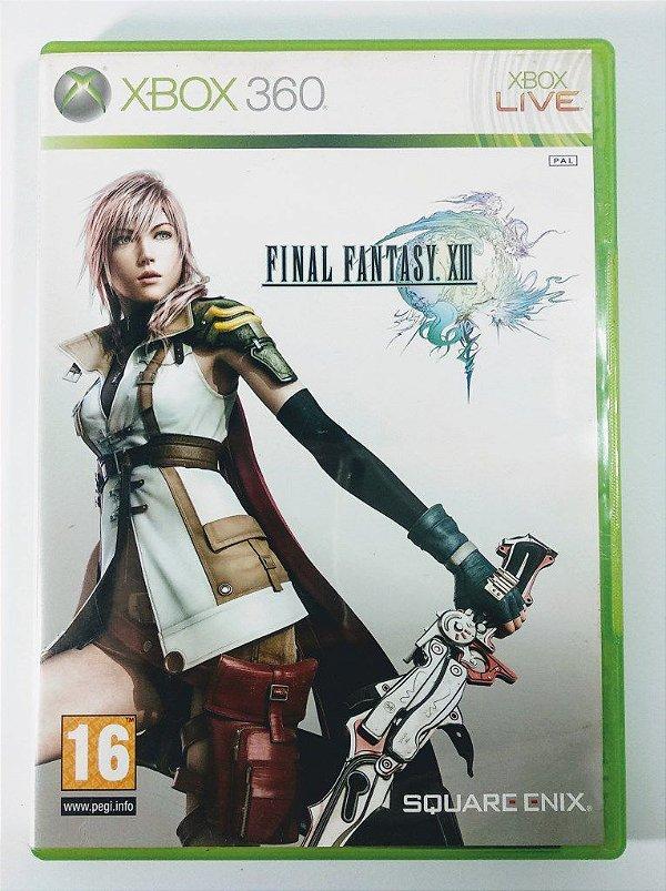 Final Fantasy XIII [EUROPEU] - Xbox 360
