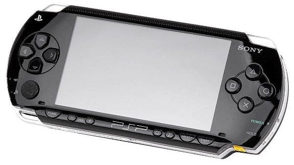 PSP Black 1000
