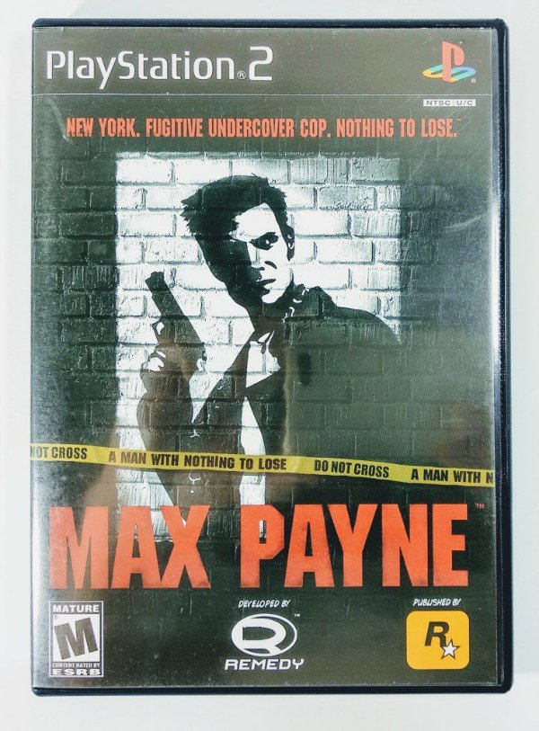 Max Payne Original - PS2